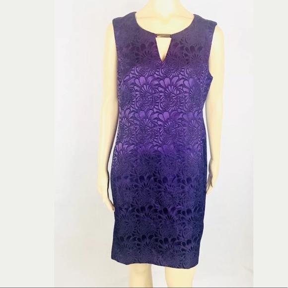 dress barn dresses purple dress 12 petite floral pattern poshmarkm_5a5d2f4a2c705d3d5d11a03b